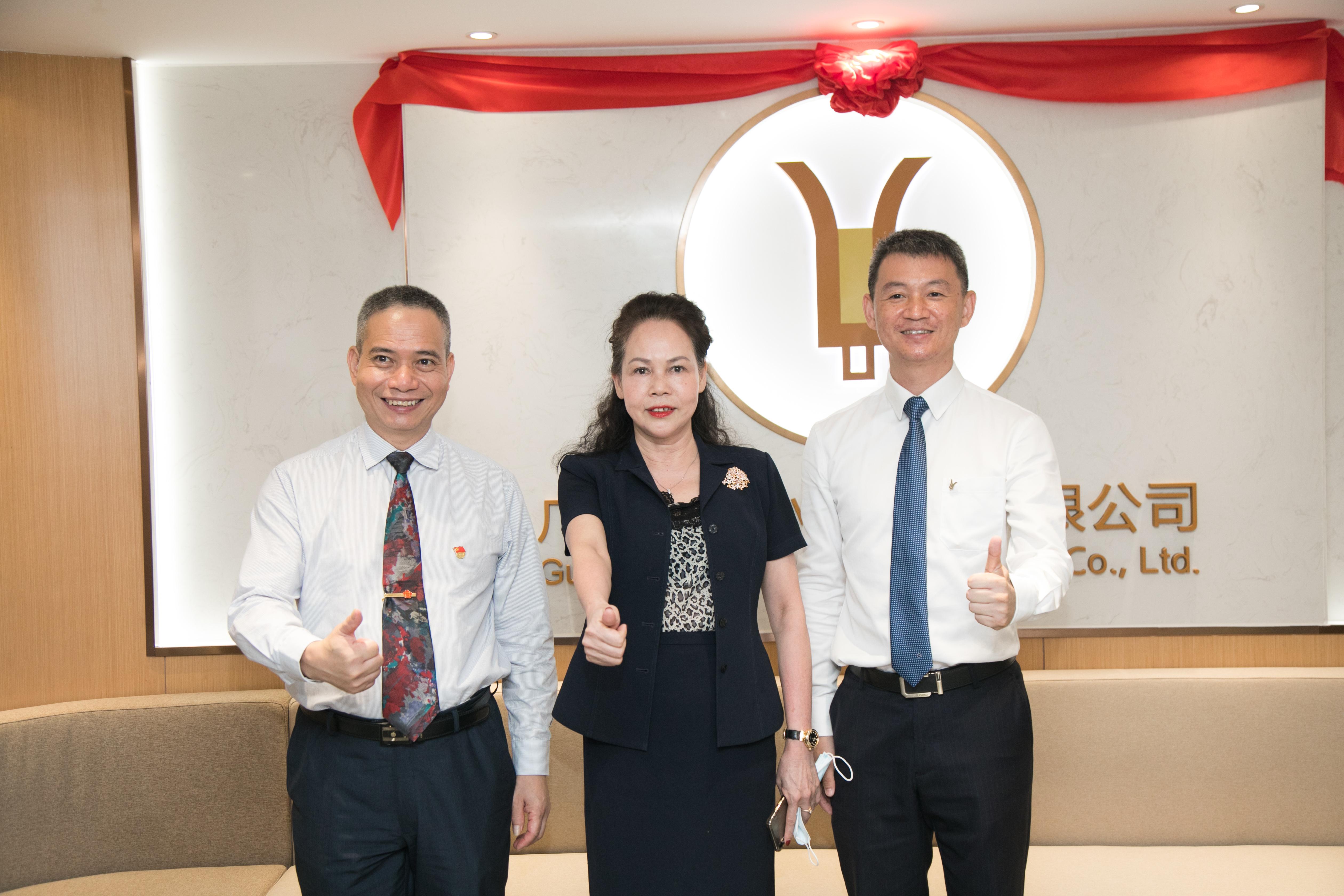 Congratulations to Guangzhou Metro micro loan Co., Ltd